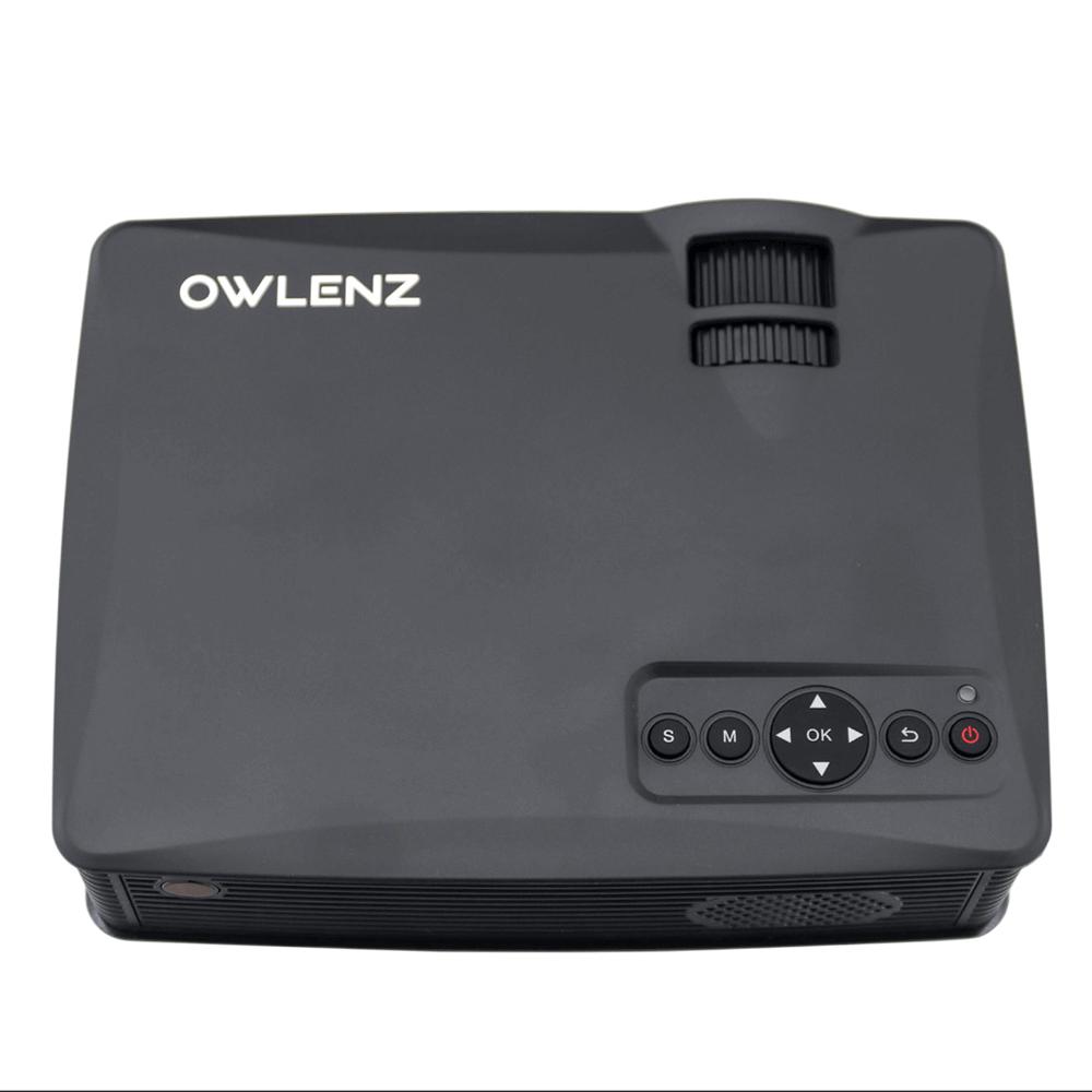 Мини проектор Owlenz SD60 - 4